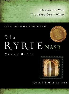The Ryrie NASB Study Bible