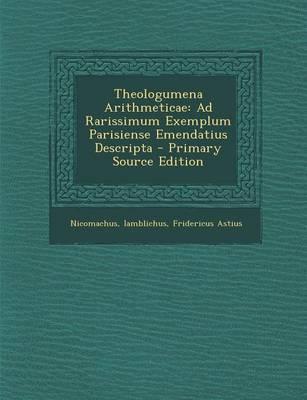 Theologumena Arithmeticae