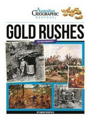 Aust Geographic History Gold Rushes