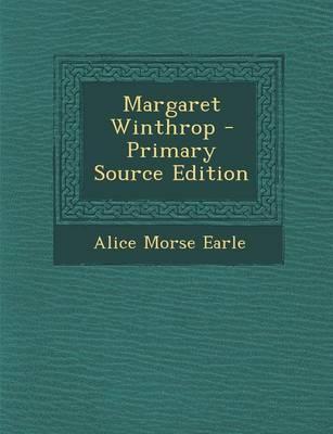 Margaret Winthrop