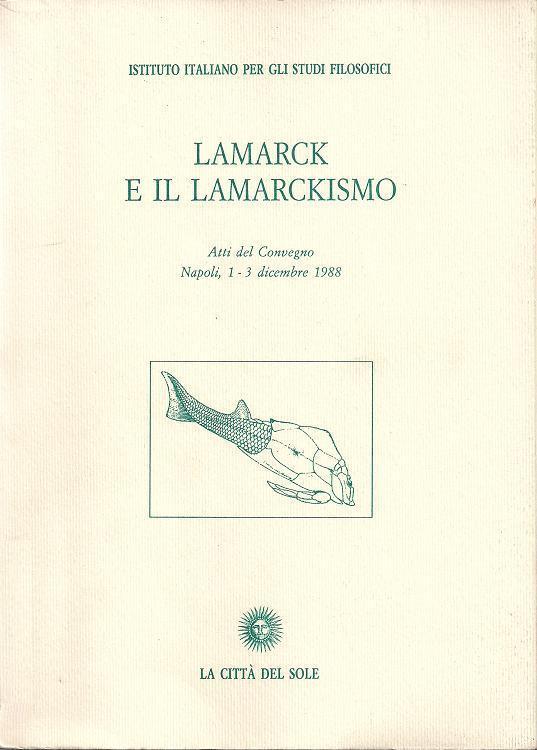 Lamarck e il lamarckismo