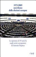 1979-2009, uso/abuso delle elezioni europee