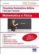 Tirocinio formativo attivo. Matematica e fisica