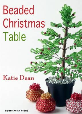 Beaded Christmas Table