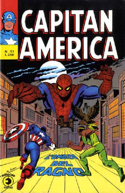Capitan America n. 51