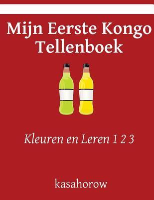 Mijn Eerste Kongo Tellenboek
