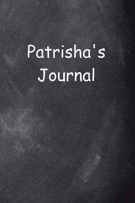Patrisha Personalized Name Journal Custom Name Gift Idea Patrisha