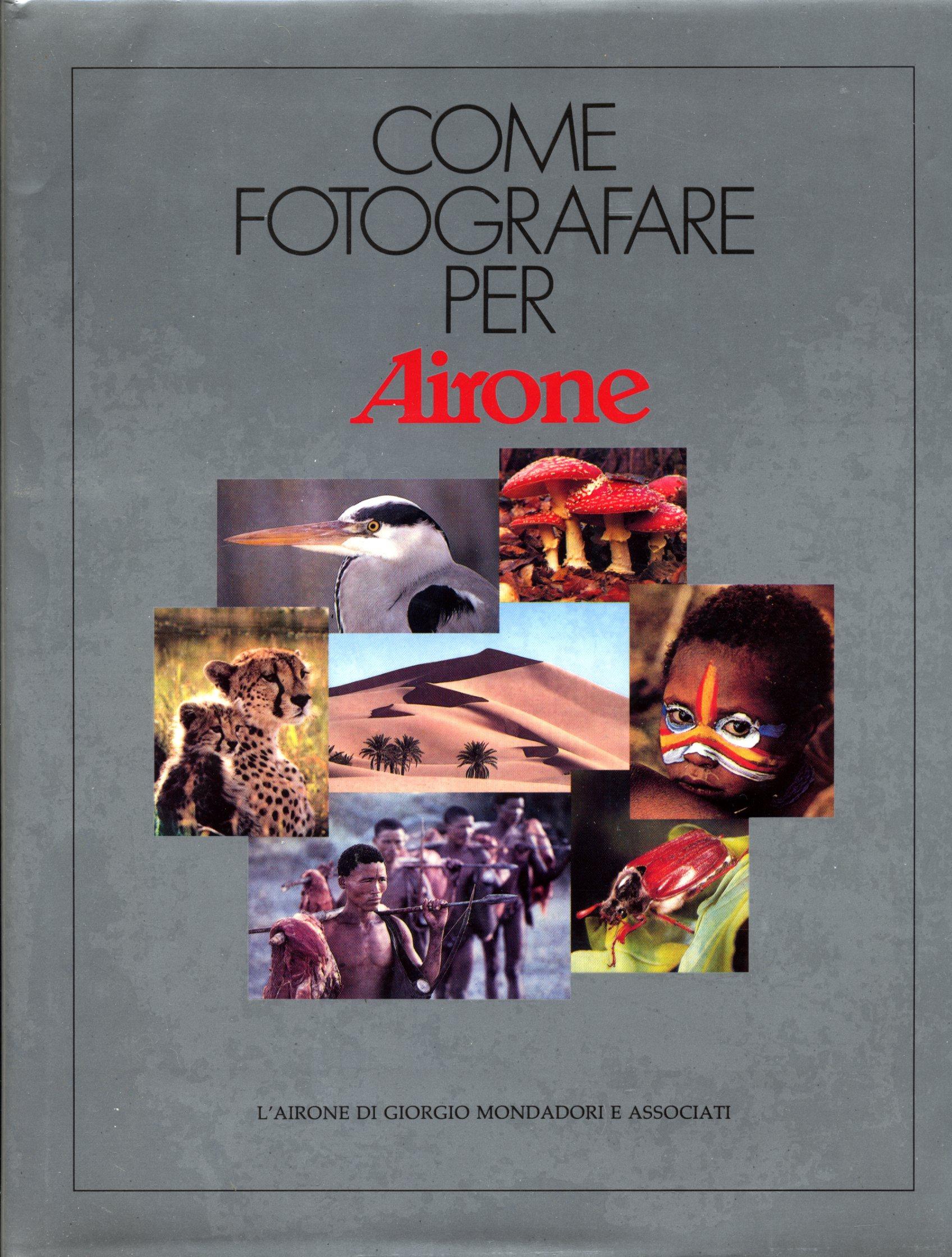 Come fotografare per Airone