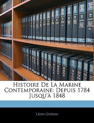 Histoire De La Marine Contemporaine