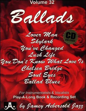 Vol. 32, Ballads