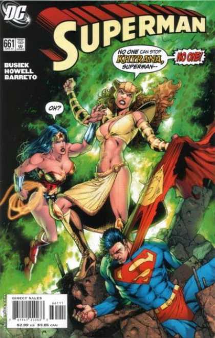 Superman Vol.1 #661