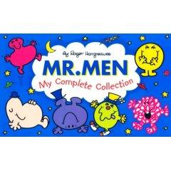 Mr Men Complete Collection X46 Boxset