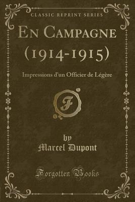 En Campagne (1914-1915)