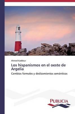 Los hispanismos en el oeste de Argelia