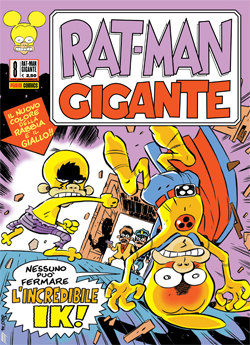 Rat-Man Gigante n. 8
