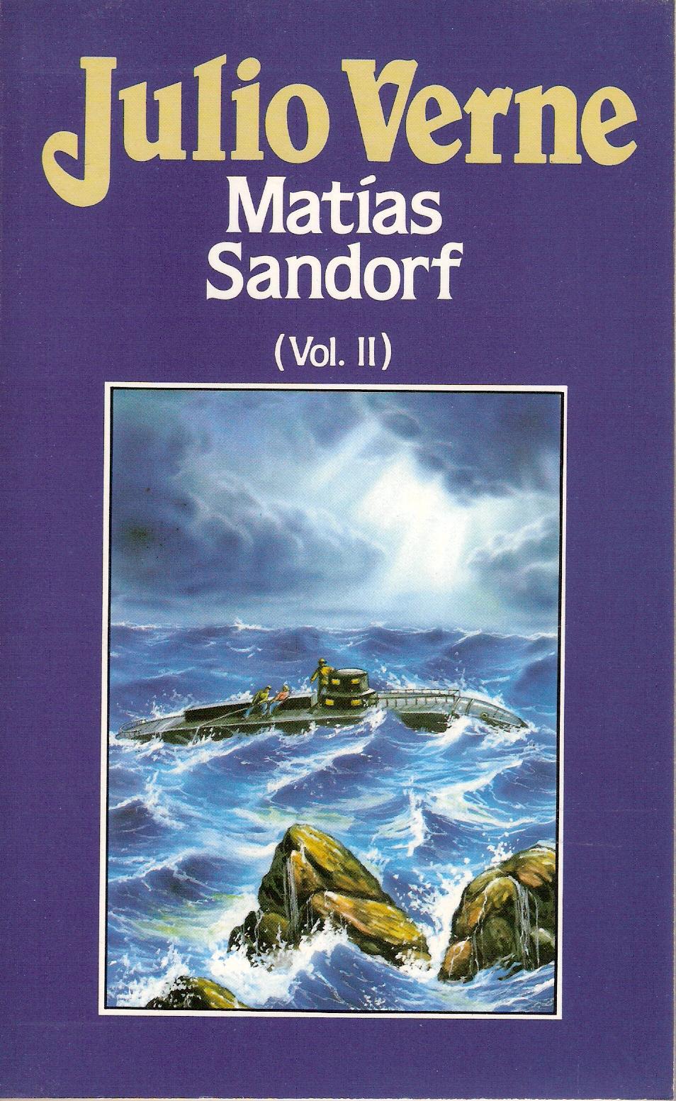 Matías Sandorf II
