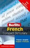 French Berlitz Compact Dictionary