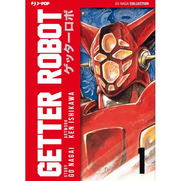 Getter Robot vol. 1