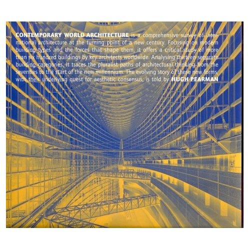 Contemporary World Architecture