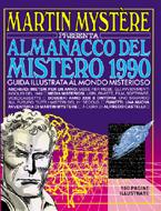 Martin Mystère: Almanacco del mistero 1990