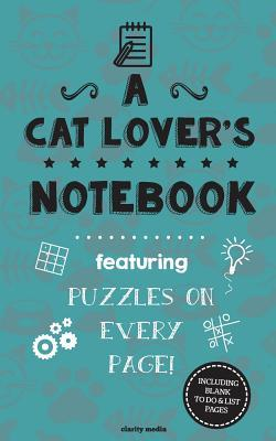 A Cat Lover's Notebo...