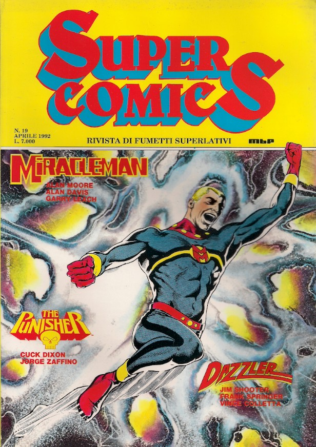Super Comics n. 19