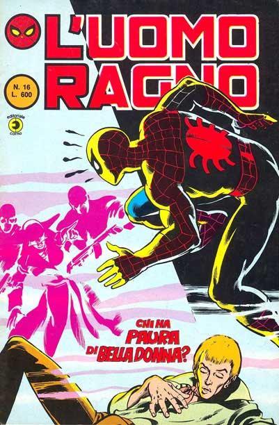 L'Uomo Ragno (2a serie) n. 16