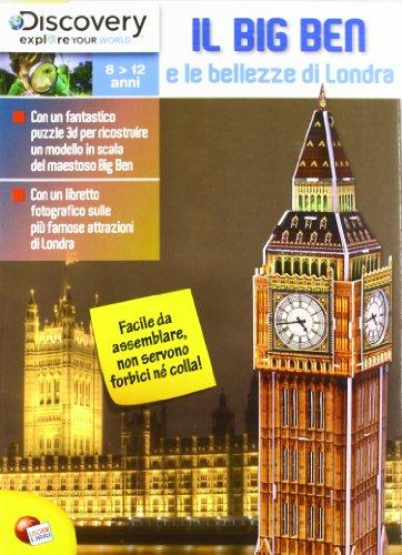 Il Big Ben e le bellezze di Londra