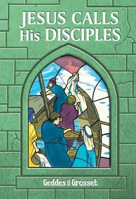 Jesus Calls His Disciples (Children's Bible Story Collection)