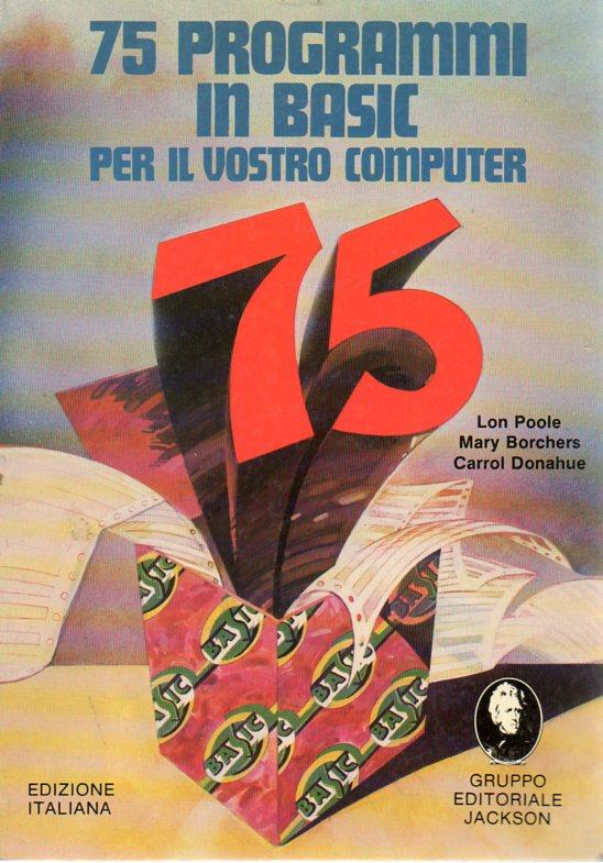 75 programmi in basic