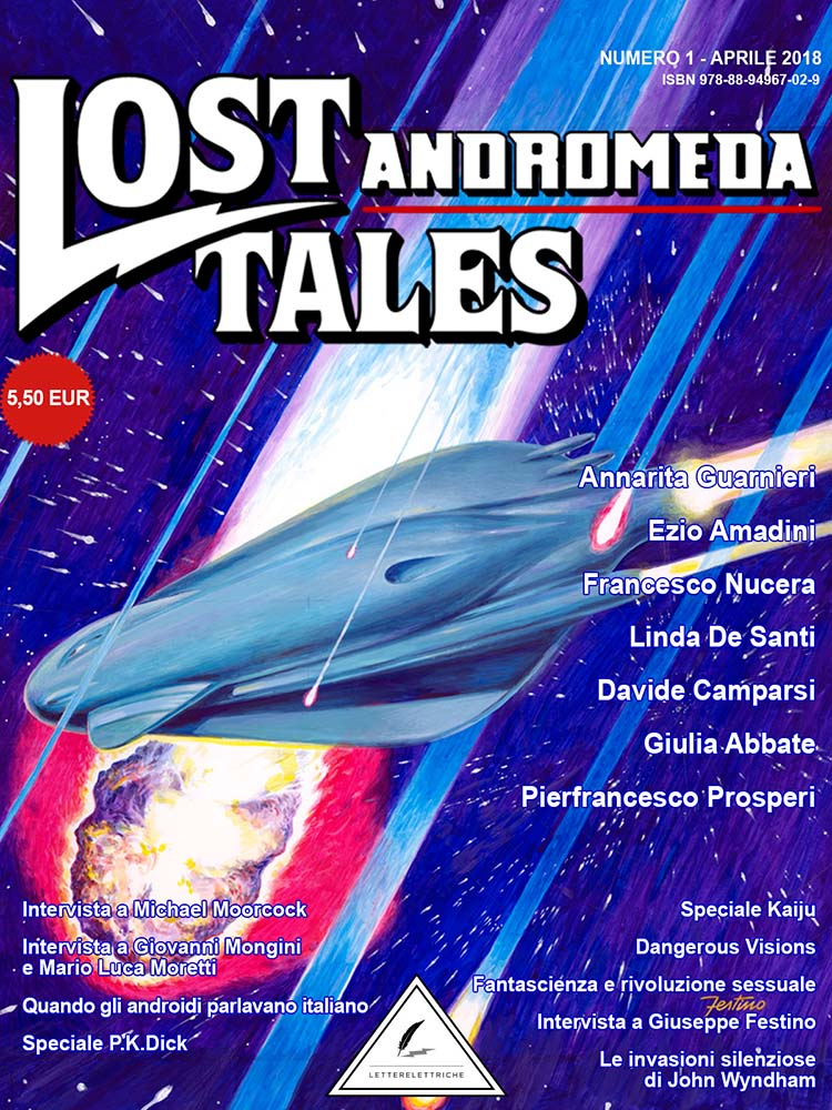 Lost Tales Andromeda...