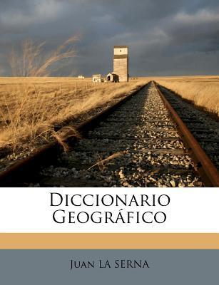 Diccionario Geogr Fico