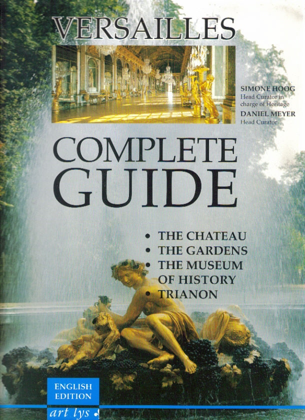 Versailles guide complet