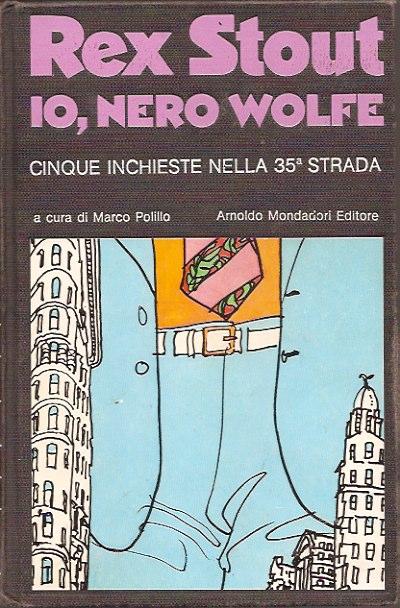 Io, Nero Wolfe