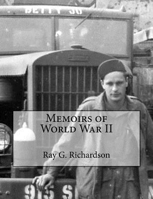 Memoirs of World War II in Black and White