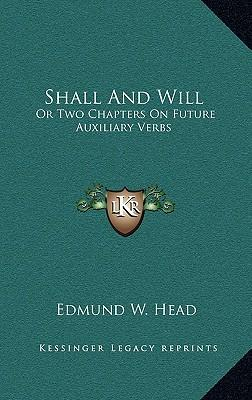 Shall and Will