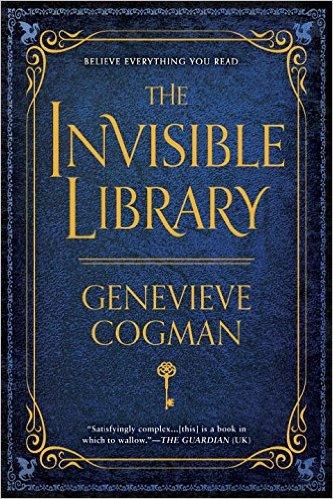 The Invisible Librar...