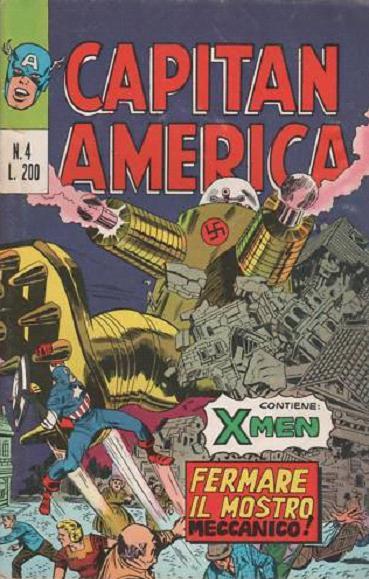 Capitan America n. 4