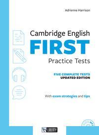 Cambridge english First practice tests. Per le Scuole superiori. Con CD-Audio