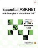 Essential ASP.NET with Examples in Visual Basic.NET