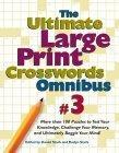 The Ultimate Large Print Crosswords Omnibus
