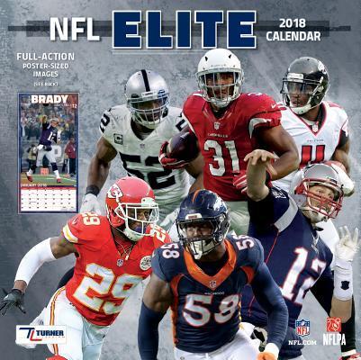 NFL Elite 2018 Calendar