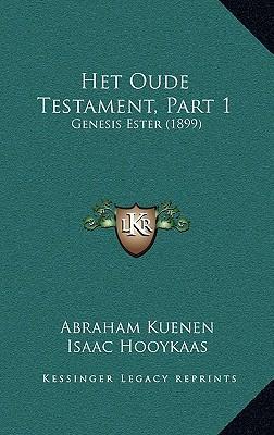 Het Oude Testament, Part 1