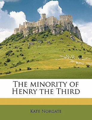 The Minority of Henr...
