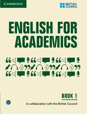 English for Academics with Online Audio Book
