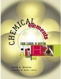 Chemical Elements - Volumes 1-3