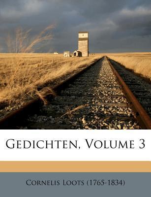 Gedichten, Volume 3