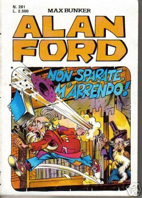 Alan Ford n. 281