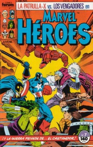 Marvel Héroes #7 (d...
