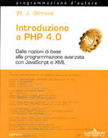 Introduzione a PHP 4